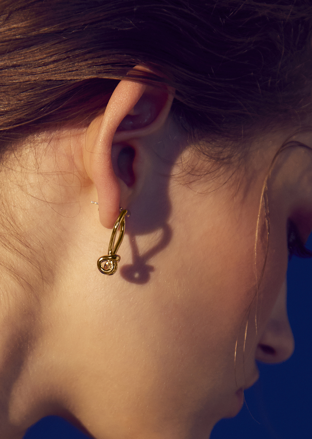 One Rope Earring