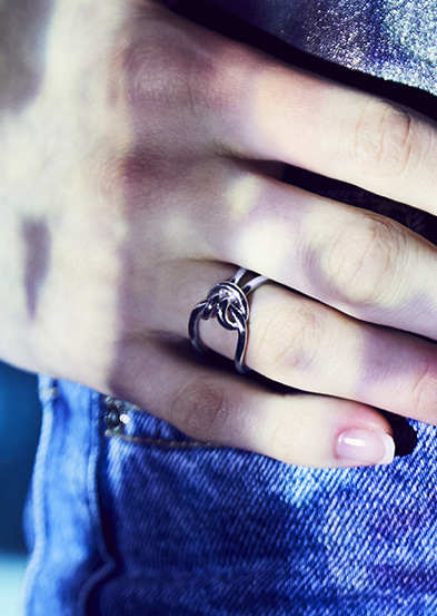 Eternal Rope Ring
