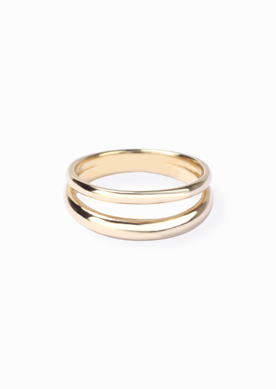 Two Line Ring